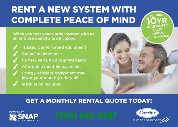 rent a new system with complete peace of mind